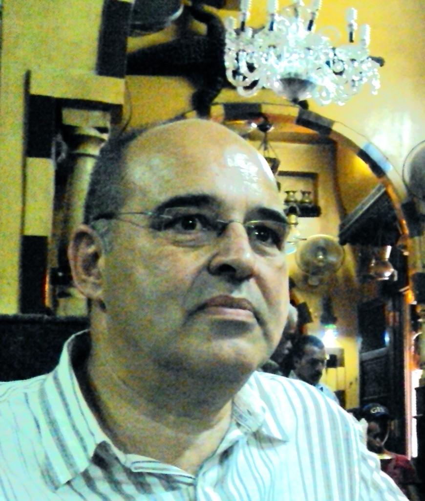 Direktør for Dansk Egyptisk Dialoginstitut Jakob Erle